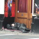 Sleeping Rough on the Streets of London, Young Male