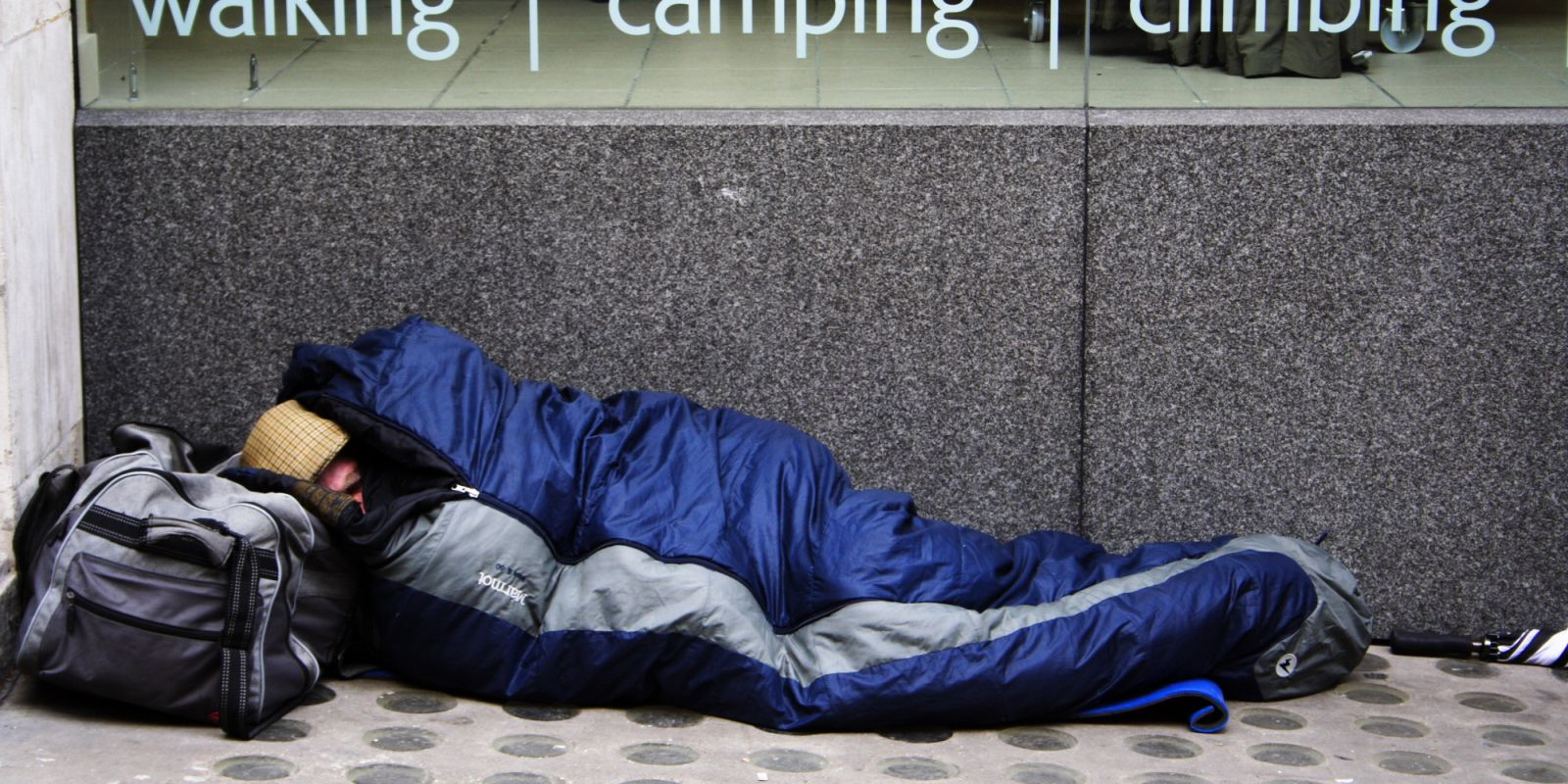 Project Bivouac Emergency Crisis Shelters For The Homeless