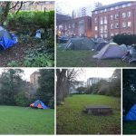 Bristol's homeless campers could have their tents confiscated and face court action